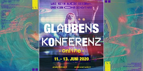GLAUBENSKONFERENZ 2020 Tickets