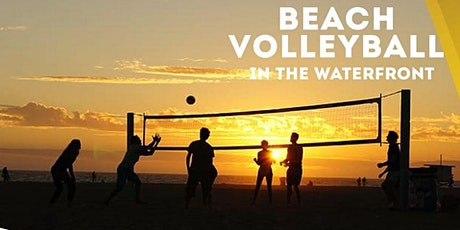 Beach Volley in the waterfront tickets