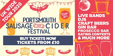 Sausage And Cider Fest - Portsmouth tickets