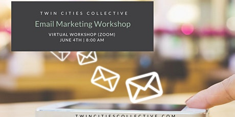 Email Marketing Virtual Workshop: Grow Your List & Sell To Your Audience tickets