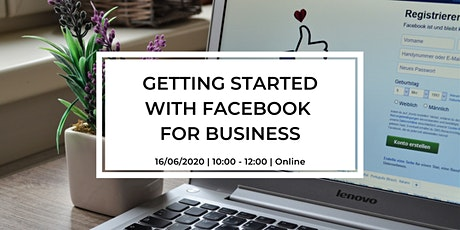 Getting Started with Facebook for Business tickets