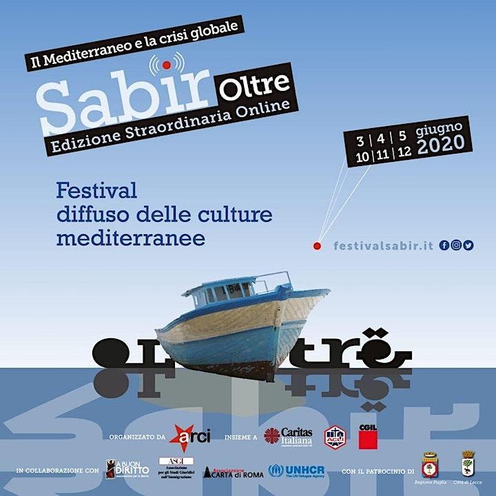 Immagine Apertura del Festival Sabir 2020 Oltre - Edizione straordinaria online