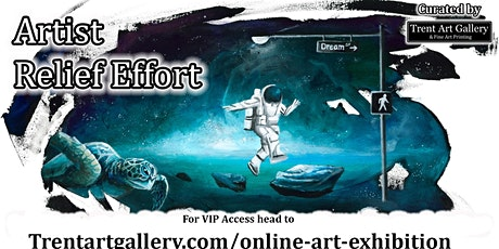 Virtual Artist Relief Exhibition tickets