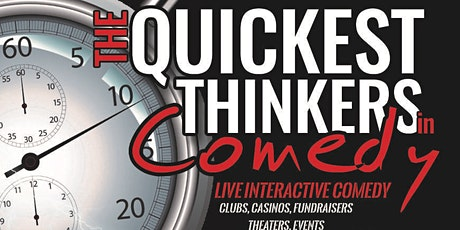 LCAC Comedy: The Quickest Thinkers in Comedy  tickets