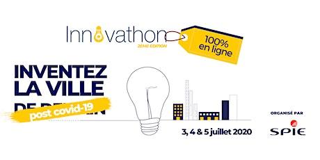"""Innovathon """"Inventez la ville post covid-19"""" tickets"""
