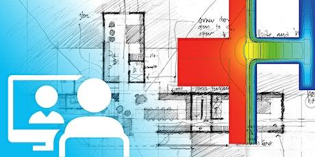 LiVEonWEB - Geometri | Costruire e riqualificare nZEB: protocolli e linee guida per una progettazione integrata biglietti