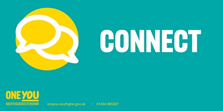 Connect for Wellbeing - Online Session tickets