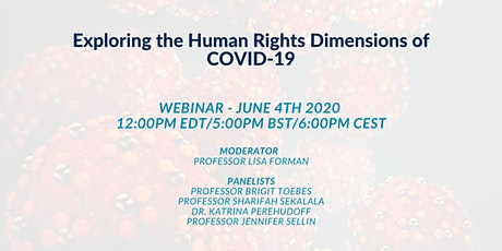 Exploring the Human Rights Dimensions of COVID-19 tickets