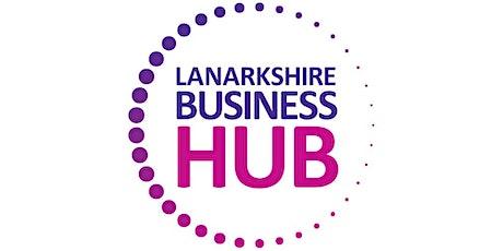 Lanarkshire Business Hub Virtual Networking Event (2) tickets