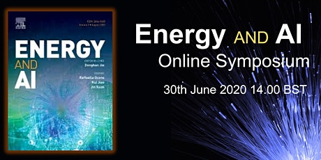 Energy and AI Online Symposium tickets