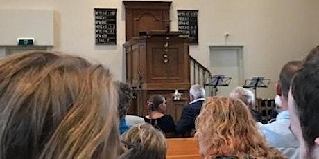 Kerkdienst Franse Kerk Voorburg tickets