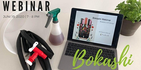 Bokashi Webinar mit DIY-Kit tickets