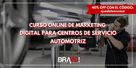 Curso online de Marketing Digital para llanteras entradas