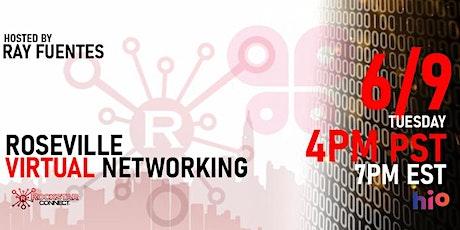 Free Roseville Rockstar Connect Networking Event (June, near Sacramento) tickets