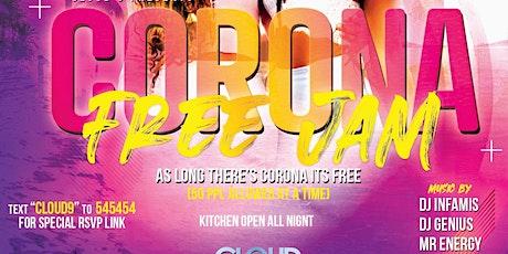 CORONA FREE JAM tickets