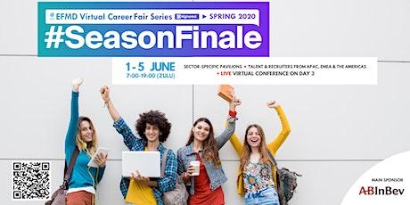 Spring 2020 - Virtual Career Fair Season Finale | Premium Booth tickets