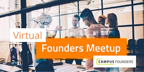 Founders Meetup / Covid-19 vs. Artificial Intelligence tickets