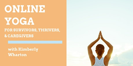 Monday Yoga for Survivors, Thrivers, and Caregivers tickets