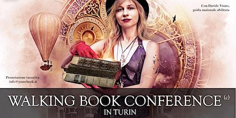 Walking Book Conference con Massimo Centini e Torino Preziosa biglietti