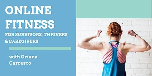 Wednesday Cardio for Survivors, Thrivers, & Caregivers