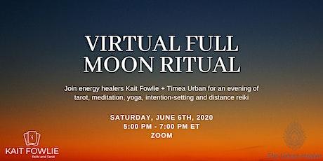 Virtual Full Moon Ritual tickets