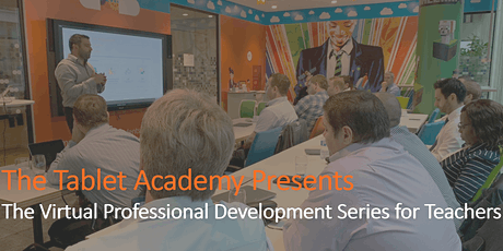 PD for Teachers: Presentation using Whiteboard, PowerPoint and Stream tickets
