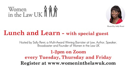 Tuesday Lunch and Learn with Tim Lambert tickets