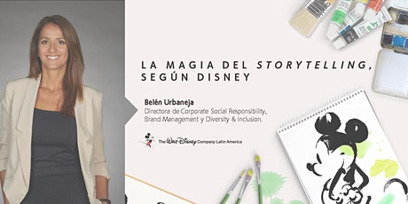 La magia del storytelling según Disney - Día del Marketing APMKT entradas