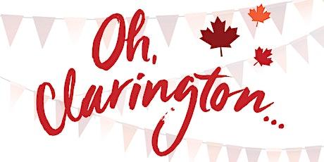 Oh, Clarington! Activity Kit Pick-Up Registration - Orono Area tickets