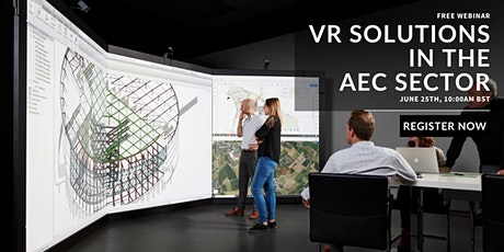 VR in the Architecture, Engineering and Construction with Barco tickets
