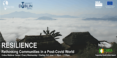 RESILIENCE - Rethinking Communities in a Post-Covid World tickets