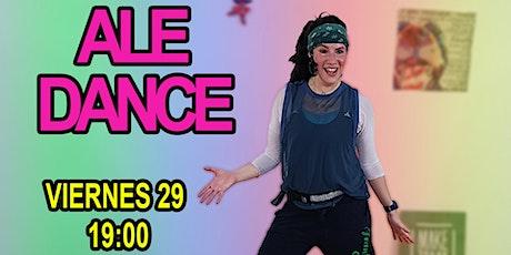 ALE Dance SOLO En Directo! entradas