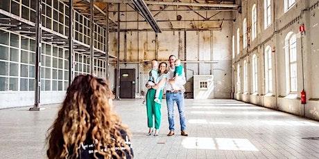 Shootdag Oude Suiker Fabriek Groningen: Fotografe Marga de Groot tickets