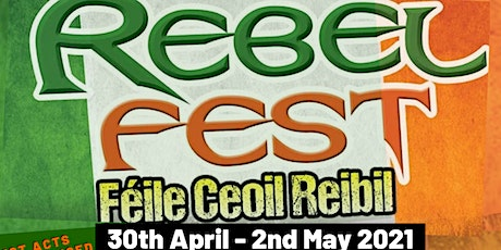 ACE presents Rebel Fest Donegal 2021 tickets