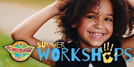 Uptown Kids Summer Workshop: Bead Art tickets