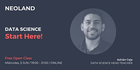 DATA SCIENCE: Start Here! entradas