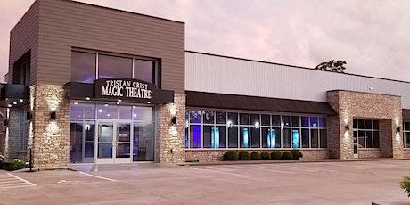 Lake Geneva Magic - Tristan Crist Magic Theatre tickets