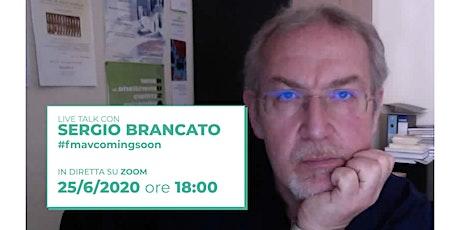 LIVE TALK con Sergio Brancato biglietti