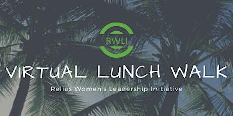 RWLI's Virtual Lunch Walk tickets