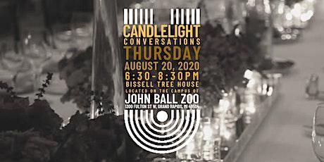 UCC Candlelight Conversations  - TLP  2020 Graduation  Reception tickets