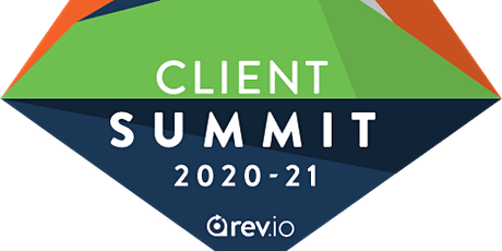 Rev.io Client Summit 2020-21 tickets
