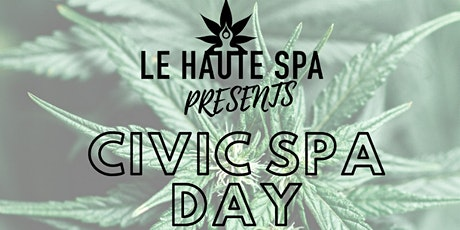 CIVIC SPA DAY: COMMUNITY REINVESTMENT FORUM III tickets