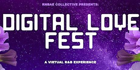 Digital Love Fest tickets