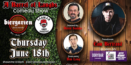 Free Comedy Show tickets
