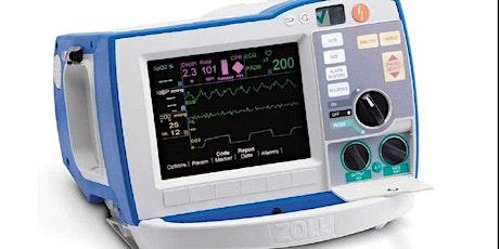Zoll R Series Defibrillator Training tickets