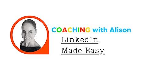 LinkedIn Strategy Webinar - June 4, 2020 tickets