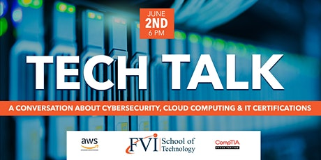 Live Online Tech Talk: How to become a certified IT professional tickets