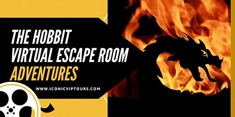 The Hobbit Virtual Escape Room  Adventure on ZOOM PRIVATE tickets