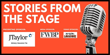 Stories From the Stage - Workplace Rights/Wrongs tickets