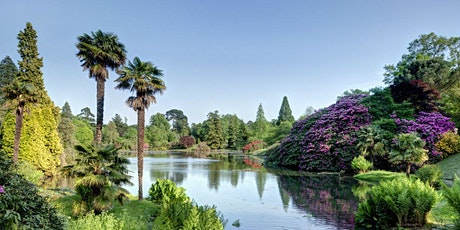 Timed entry to Sheffield Park and Garden (3 - 7 June) tickets